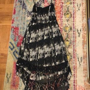 Band of Gypsies Dresses - High low printed summer dress